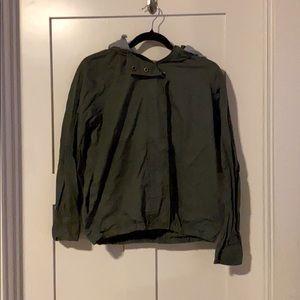 Green BSweet Jacket